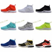 Wholesale Lining Basketball - Air Presto Fly Line Ultra Olympic BR QS Running Shoes For Men NAVY RED GOLD Fashion Casual Walking Sports Sneakers Women US 5.5-12