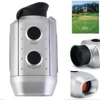 Wholesale Range Finder Laser - Wholesale- 1 Set Digital 7x RANGE FINDER Golf   Hunting Laser Range Finder High Quality