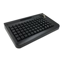 Wholesale KB78 POS system keyboard comes with three keys of different positions