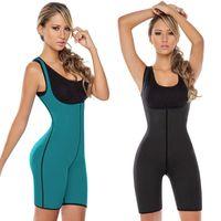 Wholesale Spandex Bodysuits - Underbust Corsets Body Shaper Women Hot Shaper Underwear Modeling Slimming Underbust body Shapewear Sportes Suit Women Bodysuits