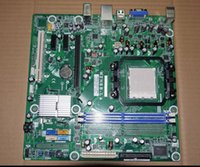Wholesale Coaxial Socket - PN 570876-001 Or 612502-001 M2N68-LA N68 AM3 Desktop Motherboard For HP HP COMPAQ PAVILION 2*DDR3 Tested