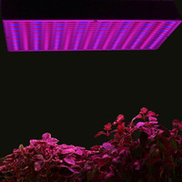Upgrade 225 Leds 45W LED coltiva il pannello Light Red + Blue Spectrum per l'Indoor Greenhouse Hydroponics System Impianto di semina di fiori crescente