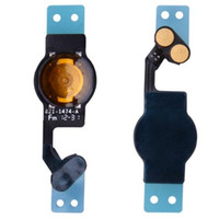 Wholesale repair buttons for sale - 500PCS Home Button Flex Cable Repair Parts For iPhone s s c DHL Shipping