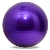 ingrosso palle fitness di yoga-5 colori 65 cm salute yoga palla fitness palle yoga equilibrio pilates sport fitball palle antiscivolo per allenamento fitness
