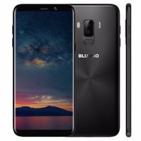 Wholesale s8 plus for sale – best Original NEW BLUBOO S8 Plus Smartphone MTK6750T Octa Core G RAM G ROM Android Dual Rear Camera Fingerprint Mobile Phone