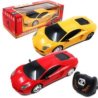 Wholesale Rtr Drift - Wholesale- 1 24 RC Car Racing Car Drift Speed Radio Remote Control Car rc RTR Truck Toy Xmas Xmas Birthday Gifts 2 channel Free shipping