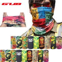 Wholesale Camouflage Headband Pink - Wholesale- GUB New Brand Bicycle Magic Headband Outdoor Sports Neck Warmer Cycling Face Mask Bike Head Scarf Scarves Camouflage Masks