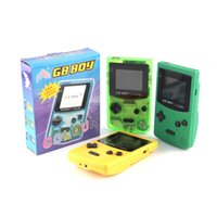 Wholesale Gb Boy - Kong Feng GB Boy Color Colour Handheld 2.7Inch Screen Game Player with Backlit 66 Built-in Games Retail Box