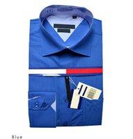 Wholesale Korean Mens Shirt Designed - Wholesale New Arrival 2017 Spring Men Shirt Lattice Design Korean Style Casual Mens Plaid Shirts Man Long Sleeve cotton dress shirts
