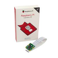 Wholesale Raspberry Pi Camera Board - Freeshipping New Arrival Raspberry pi Camera V2 Module Board 8MP Webcam Video 1080p 720p Official camera For Raspberry Pi 3