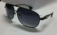 Wholesale black antique frames - men Chrome The Beast Matte Black Sunglasses BAUNER DONER AS Antique designer Brand Sunglasses Brand New with original case