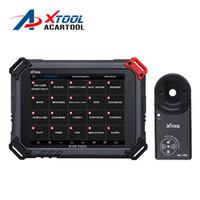 xtool ford toptan satış-XTOOL Orijinal X100 Pad2 pro 4 Sistemleri ile 45 IMMO Desteği EPB EPS OBD2 Kilometre Sayacı OilRst TPMS TPS X100 PAd 2 X300 pro3'ten daha iyi