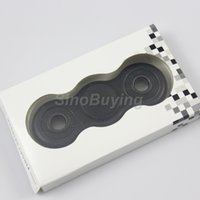 Wholesale Free Minutes - Fidget spinner toy Spin 3 minutes finger spinner Hand spinner HandSpinner EDC Toy For Decompression Anxiety with retail box Free DHL