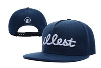Wholesale Illest Snapback Caps - H7549081# New illest Diamonds Supply Cayler Sons Children NY Letter Baseball Cap men Bones Snapback Hip Hop Fashion Flat Hat