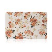 apfel macbook luft china großhandel-Blume Kunststoffschale Print Cover Fall für Apple MacBook Air Pro Retina 11,6