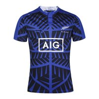 Wholesale Wine Transfer - Free shipping!Rugby Union 2015 Rugby World Cup New Zealand All Blacks jersey High-temperature heat transfer printing jersey Rugby jersey