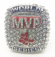 Wholesale Fan Rings - The Boston Red Sox championship ring replica of fan ring Size 11 #2013