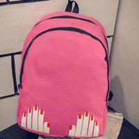 Wholesale Sexy Pure School - Sexy hand backpack Pure color daypack Designer product schoolbag Cute rucksack Sport school bag Outdoor day pack