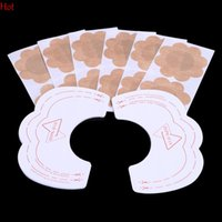 Wholesale Stick Nipples - 6 Pairs Nipple Cover Lift Up Beauty Women Invisible Breast Lift Tape Stick on Bra Sticker Strapless Bra Enhance Nipple Covers Lift 1966