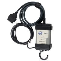 Wholesale Communications Equipment - DHL Free Shipping For Volvo Dice 2014D Super Dice Pro+ Diagnostic Communication Equipment forvolvo vida dice With Multi-language