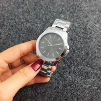 Wholesale Simple Gold Design - Women quartz Watch Stainless Steel Luxury Lady Wristwatch Classic Simple design High Quality Watches Wholesale Free Shipping