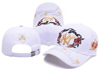 Wholesale Hat Embroidery China - New design snapback ball cap Fashion sports China style hat with Embroidery caps for women men fashion dynamic headdress 12 colors