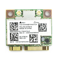Оптово-Broadcom BCM94352HMB 802.11ac Dual Band 2x2 Wireless-AC Wifi + Bluetooth BT 4.0 867Mbps Половинная мини-карта PCI-E для IBM / Lenovo