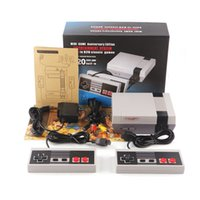 Wholesale Mini S Video - Mini nes TV Video Handheld Game Console Entertainment System Built-in 620 Classic Games For Ne s Games PAL&NTSC With Retail Box