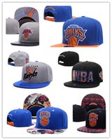 New Design york Maillots réglables Snapback Hat Milliers Snap Back Hat For Men Basketball Bonnet bon marché Casquette
