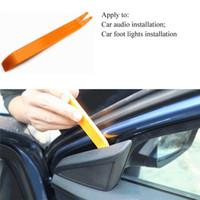 plastikwerkzeuge groihandel-Car Audio Dash Removal Plastic Pry Removal Installieren Zerlegen Werkzeuge 4 teile / satz Neues Freies Verschiffen