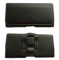 telefone 3.2 venda por atacado-Universal Bolsa Bolsa Cintura Holster Magnético flip PU Capa De Couro para 6.0 / 5.5 / 5.0 / 4.7 / 3.5 / 3.2 / 3.0 / 2.8 / 2.6 / 2.4 polegada telefone