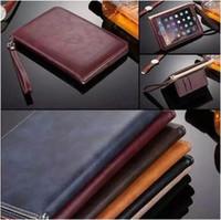 ipad için duruyor toptan satış-Yüksek Kaliteli El Tutucu Tasarım Kılıf ipad Hoparlör Amplifikatör Kapak ipad mini CCA5635 için Standı 60 adet