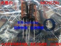 Wholesale Electrolytic Capacitor Motherboard - 30PCS Japan Nichicon 10V1000UF HN gold electrolytic capacitor audio motherboard filter capacitor free shipping
