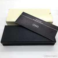 Wholesale Book Gift Boxes - Marker AAA+ M Brand pen Gift Box with The papers Manual book , MB Pen cases , mb wool box