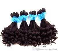 Wholesale 5a Hair Color Weave - 3 Bundles Cheap Unprocessed nature Funmi Loose wave 8 - 30 inch, 5A quality brazilian nature hair straight 3 PCS 3,4,5pcs lot