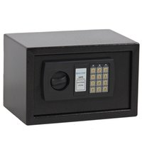0.3CF Elektronische Digital Lock Tastatur Safe Home Security Gun Cash Jewel Schwarz