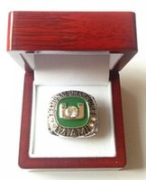 Wholesale Wooden Gift Box Set - 2001 Miami Hurricanes National Championship Rings with wooden box