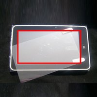Wholesale Screen Protector Mp4 - 7 8 9.7 10 inch Universal Tablet Screen Protector Guard lcd Screen Protective Film For 7 8 10 inch tablet GPS MP4