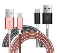 Wholesale wholesale mobile phones for sale - New! HOT SALE USB Cables For mobile Universal Charger Mobile Phone 1M Fast Charging Cable for Android cable