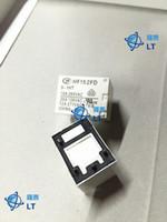 Wholesale 5vdc Power - New original Popular Subminiature High Power Relay 16A 250V 5VDC HF152FD 5-1HT Relays HONGFA HF152FD RoHS