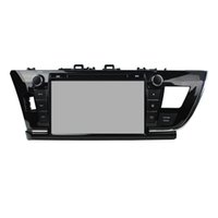 Novo 9 polegadas Android 5.1 Car DVD player para Toyota Corolla esquerda com GPS, Steering Wheel Control, Bluetooth, Rádio