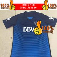 New 2017 Boca Soccer Jersey 2017 18 Boca Junior 3rd Soccer Jerseys 17 18  Argentina Club Football Shirts Thai Quality Third Blue Jeresys 7f9671752
