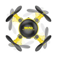 sistema controlador rc al por mayor-Nuevo Profesional RC Helicóptero KY901 WiFi FPV RC Quadcopter Mini Drone Plegable Selfie Drone Con HD Wifi Cámara RC Toy VS H37 H31