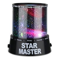 Proiettore Sky Star Incredibile LED Star Beauty Night Light Lampada di illuminazione per proiettore a colori Sky