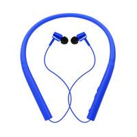 types casques bluetooth achat en gros de-Gaming cou type suspendu écouteur aimant casque annulation de bruit casque intra-auriculaire stéréo STN-750 casque comparé cou courir casque Bluetooth