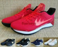 Wholesale Men S Shoes 12 - 2017 New Kobe XII 12 Men's Basketball Shoes Kobe AD A.D for Top quality Cheap Online Sale KB 12s 12 .A.D Sports Training Sneakers Run S