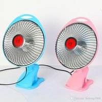 Wholesale Home Office Safe - Heater Adjustable Mini Heat Booster Electric Power Supply Safe Practical Heating Apparatus Keep Warm Fan For Office Home 9 5rr R