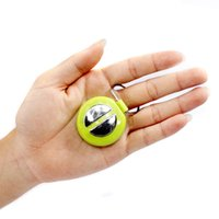 Wholesale Big Novelty Ring - Handshake USB Flash Electric Shocking Hand Buzzer Shock Key Ring Funny Joke Prank Trick Novelty Toys Surprise Party Favors Gift(Radom Color)