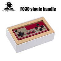 Wholesale Gamepad Tablet - Authentic 8Bitdo FC30 Wireless BT Gamepad Game Controller for iOS Android PC Mac Smartphones Tablet PCs 100% Original Free Shipping