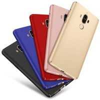 Wholesale Nova V8 - Hard frosted Case For HuaWei P8 P9 Lite P10 Plus Mate 9 8 Nova 2 2017 Honor V9 V8 Slim Matte Cover